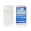 Samsung Galaxy Young 2 SM-G130, TPU szilikon tok, S-Line, fehér