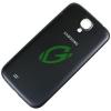 Samsung I9500 Galaxy S4 fekete akkufedél (Black Edition)