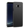 Samsung J510 Galaxy J5 (2016) fekete MATT vékony szilikon tok