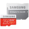 Samsung MICRO SDXC Samsung 256GB EVO+ UHS-I Grade1 CL10 + adapter (MB-MC256DA/EU)