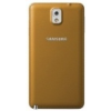 Samsung N9005 Galaxy Note 3 akkufedél világosbarna (ET-BN900SY)*