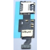 Samsung N915 Galaxy Note Edge sim és memóriakártya olvasós átvezető fólia