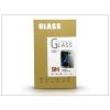 Samsung N930F Galaxy Note 7 üveg képernyővédő fólia - 1 db/csomag (Tempered Glass) - gold - FULL teljes képernyős