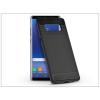 Samsung N950F Galaxy Note 8 szilikon hátlap - Carbon - fekete