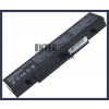 Samsung NT-P580-JS01/C 4400 mAh 6 cella fekete notebook/laptop akku/akkumulátor utángyártott
