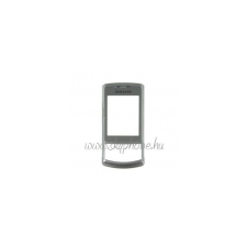 Samsung S3500 előlap ezüst* mobiltelefon előlap