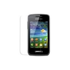 Samsung S5380 Wave Y kijelző védőfólia mobiltelefon előlap