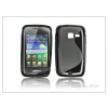 Samsung S5380 Wave Y szilikon hátlap - S-Line