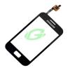 Samsung S7500 Galaxy Ace Plus fekete érintő
