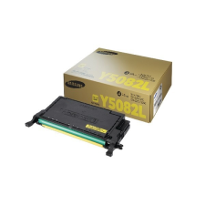 Samsung Samsung CLP 620/670B Yellow Toner 4k CLT-Y5082L/ELS (SU532A) (Eredeti) nyomtatópatron & toner