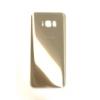 Samsung Samsung G955 Galaxy S8 Plus akkufedél arany