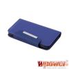Samsung Samsung Galaxy S5 mágneses telefontok, kék