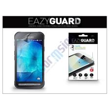 Samsung Samsung SM-G388F Galaxy Xcover 3 képernyővédő fólia - 2 db/csomag (Crystal/Antireflex HD) mobiltelefon kellék