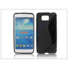 Samsung Samsung SM-G850 Galaxy Alpha szilikon hátlap - S-Line - fekete