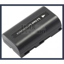 Samsung SC-DC165 7.2V 850mAh utángyártott Lithium-Ion kamera/fényképezőgép akku/akkumulátor samsung videókamera akkumulátor