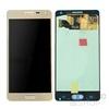 Samsung SM-A500 Galaxy A5 kompatibilis LCD modul, OEM jellegű, arany