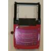 Samsung U600 alsó billentyűzet panel kerettel, billentyűzettel pink