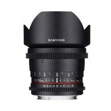Samyang 10mm T3.1 VDSLR ED AS NCS CS II Sony A videókamera kellék