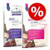 Sanabelle 2x10kg Sanabelle száraz macskatáp vegyes csomagban-Adult szárnyas & No Grain