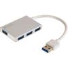 SANDBERG USB 3.0 Pocket 4 portos Hub