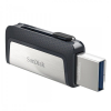 Sandisk Dual Drive, Type-C, USB 3.0, 64 GB, 150 MB/s (173338)