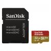 Sandisk microSD EXTREME kártya 32GB, 90MB/s CL10 UHS-I, V30, A1 (173420)