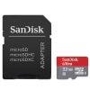 Sandisk MicroSDHC Ultra 32GB Class 10 UHS-I 80MB/s SDSQUNC-032G-GN6MA memóriakártya