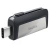 "Sandisk MOBIL MEMÓRIA ""DUAL DRIVE""  USB 3.1 + Type C, 16GB, 130Mb/s"