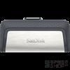 Sandisk Ultra Dual Drive 64GB Type-C és USB 3.0 pendrive, 150MB/s (173338)