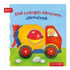 Sandra Grimm Első csörgős könyvem: Járművek gyermek- és ifjúsági könyv