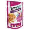 Sanicat Macskaalom Sanicat Color4You Pink Floral csomósodó szilika 5L