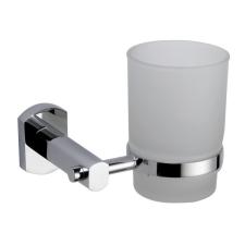 Sanotechnik Nicole pohártartó, króm fürdőszoba kiegészítő