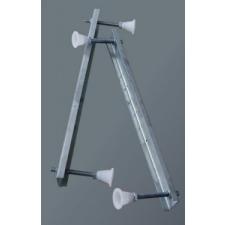 Sanotechnik Sanotechnik Kádláb sarokkádakhoz L-1800 kád, zuhanykabin