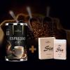 Santini espresso - KÁVÉSZEMEK 250 g + ingyen Sia 20 ml EDP