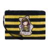 Santoro Bee-Loved (Just Bee-Cause) Plüss Neszesszer - 981GJ01