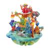 Santoro Robotok Pirouettes 3D Képeslap - Robotok - PS068