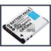 Sanyo DB-L80 3.7V 1000mAh utángyártott Lithium-Ion kamera/fényképezőgép akku/akkumulátor