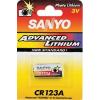 Sanyo Sanyo CR 123A-1BP fotóelem