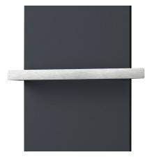 Sapho ELION törölközőtartó, 456mm, csiszolt INOX (IRPA52) hűtés, fűtés szerelvény