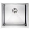 Sapho EPIC beépíthető mosogatótálca, 54x43x20cm, inox (EP463)