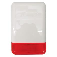 Satel SPL2030R sziréna, kültéri piezo hang-fényjelző biztonságtechnikai eszköz
