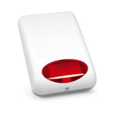 Satel SPL5010R sziréna, kültéri piezo hang-fényjelző biztonságtechnikai eszköz