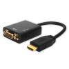 Savio CL-23 HDMI (M) ,VGA adapter