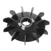 Saviplast villanymotor alkatrész Saviplast Villanymotor ventilátor lapát VF MEC 112 D44