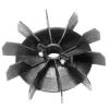Saviplast villanymotor alkatrész Saviplast Villanymotor ventilátor lapát VV MEC 80 D19,5