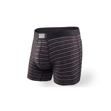 SAXX Vibe Boxer Brief Black Gradient Stripe férfi alsó