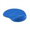 SBOX MP-01BL ERGO kék zselés egérpad (MP-01BL)