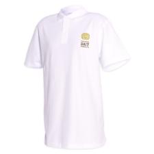 SBS sbs galléros póló (fehér) 39606 férfi póló