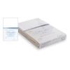 Scamp gumis lepedő 60x120-70x140 fehér
