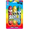 Scentos Scentos: 3 darabos illatos filctoll készlet - piros, sárga, kék